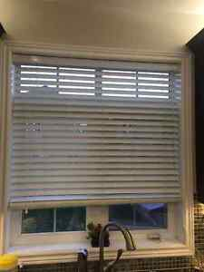 Blinds 46 inch x 50 inch