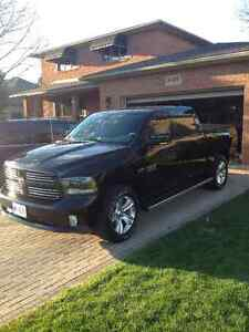 2015 Dodge Ram Sport-Possible trade plus cash for C5 Vette