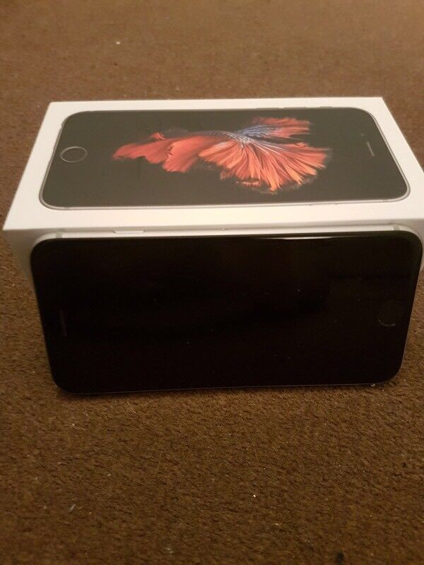 iPhone 6s 16gb boxed and unlocked