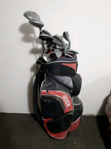 RH men's golf clubs