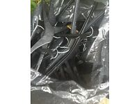 Two large bag bin bag of coat hangers free