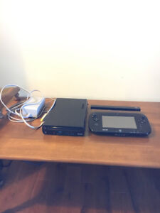 Wii U for sale and games
