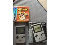 Game boy pocket, in box, excellent condition.
