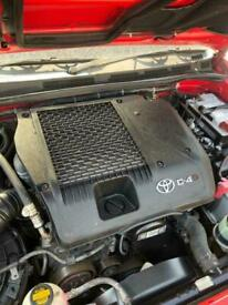 Toyota Hilux ALL TOYOTA 4X4 VEHICLES REQUIRED