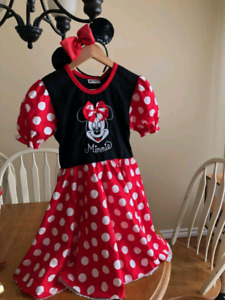 Costume d'halloween Minnie