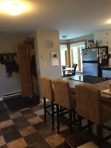 4 BEDROOM HOUSE - DOWNTOWN WOLFVILLE - ACADIA - MAY 2017