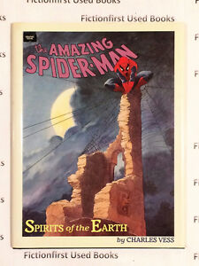 """Graphic Novel: """"The Amazing Spider-Man, Spirits of the Earth"""""""