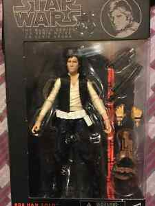 Star Wars The black series 6 inch #8 Han Solo