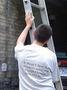 Window Cleaner looking for part time employee Stratford Kitchener Area image 2