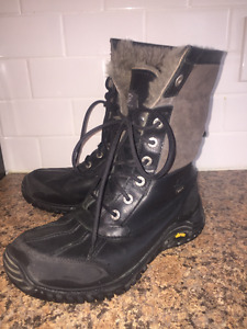 Authentic UGG Adirondack Leather Winter Boot