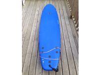 Used 9ft Learner (foamy) Surfboard - NOW SOLD