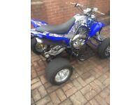 2006 raptor 700r £4800