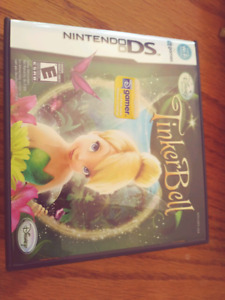 Used Nintendo DS TinkerBell Game