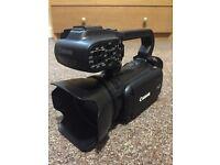 Canon XA10 digital video camera / camcorder