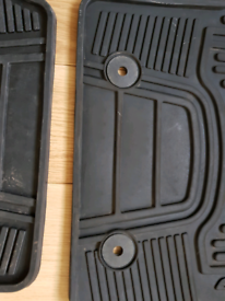 Genuine Ford Eco Sport Rubber Mats