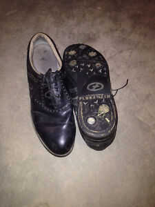 GOLF SHOES - TOP OF THE LINE SIZE 14 MENS