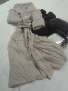 15 Cotton Terry Robes
