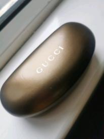 Gucci glasses frame white
