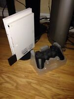 White edition Playstation 2
