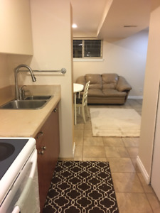 Fully Furnished Suite in a nice neighborhood!