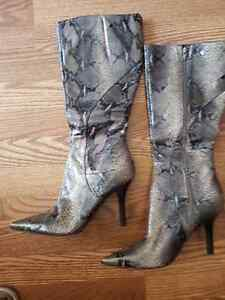 Nine west new boots size 10