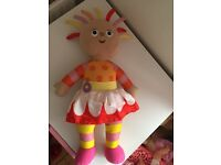 large Upsy Daisy Teddy from in the night garden