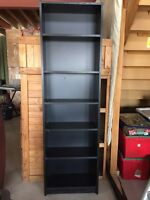 Bookcase with 6 shelves