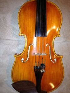 An exceptional Hand made Bulgarian violin 2006