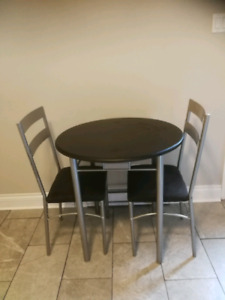Dining set 3 piece