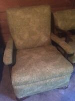Vintage Arm Chairs - Going Fast