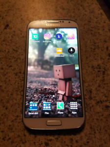 Looking to trade my Samsung Galaxy s4 for an IPhone 5c/s