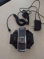 Samsung SGH-A736 slide cell phone
