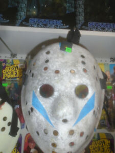 FRIDAY THE 13TH JASON VOORHEES INSPIRED GOALIE MASKS