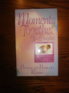 Moments Together for Couples Book