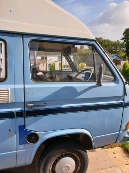 Vw t25 high top roof for sale.  for sale  Torquay, Devon