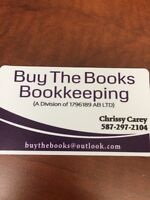Bookkeeping Service accepting new clients