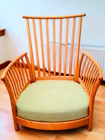 Ercol Renaissance High Back Sofa and Chair