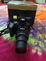 Nikon Coolpix P90 Digital Camera in mint condition