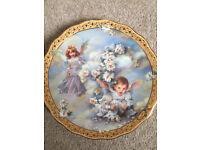 Heavenly Hideaway Collector Plate