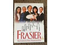 Frasier series season 1 one dvd box set with extras