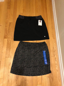 TUFF ATHLETICS LADIES SKORTS SZ LARGE NEW WITH TAGS