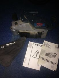 Bosch GBS 100a belt sander for spares and repairs