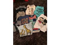 Large bundle 3-6 Month Boys Tops