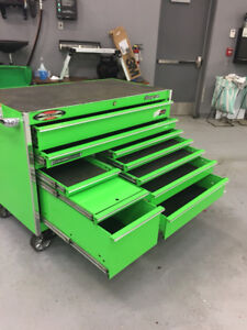 KRL Snap On Extreme Green Tool box!