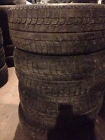 $$$360$$$ pneu michelin x-ice 225/50r17 9-10/32 $$$360$$$