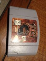 Mortal combat trilogy n64