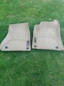 Weathertech digifit mats for audi a4