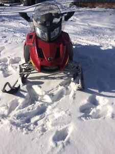 2009 skidoo GSX LE limited