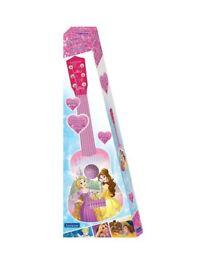 Lexibook - Disney Princess My First Guitar (pink)
