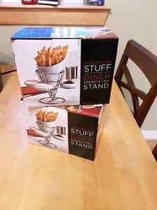 French fry stand